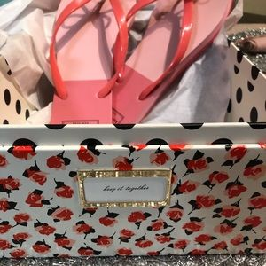 ♠️ Kate Spade Flips and Box!